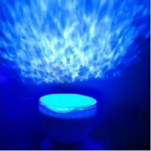 Proyector luz oceano Light Ocean Daren Waves Projector con altavoz ...