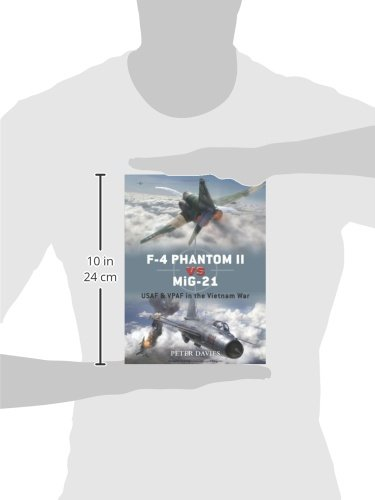 F-4 Phantom II vs MiG-21: USAF & VPAF in the Vietnam War: USAF and VPAF in the Vietnam War: 0 Duel: Amazon.es: Peter E. Davies, Gareth Hector, Jim Laurier, ...