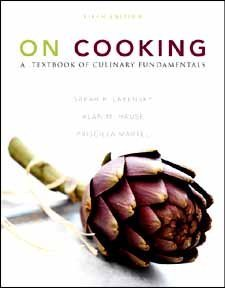 On Cooking and MyCulinaryLab (5th Edition)