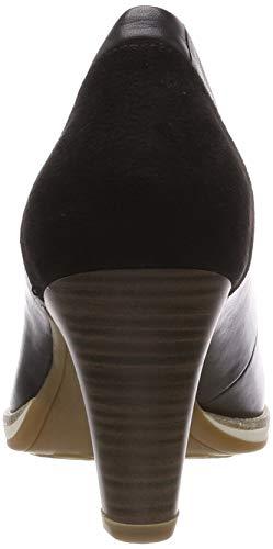 Tacco Donna 001 22 black Scarpe Tamaris Nero 1 1 1 Con 22425 qx6p64