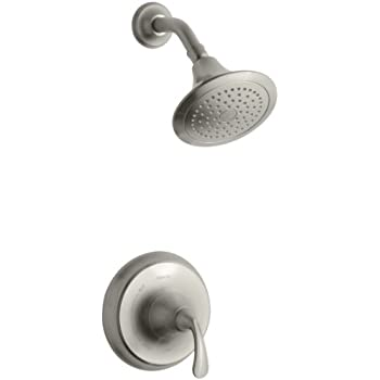 kohler shower systems brushed nickel this item forte rite temp pressure balancing faucet trim vibrant size chrome canada