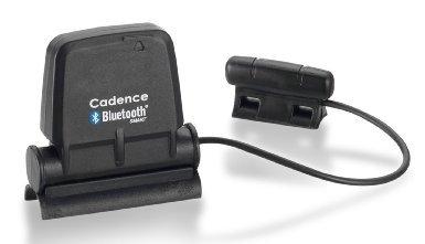 BLUETOOTH CADENCE - SPEED Sensor für iPhone 4S / 5 / 5C / 5S / 6 / 6S / 6 plus / SE / 7 / 7S / 7 plus / 8 / X für App RUNTAST