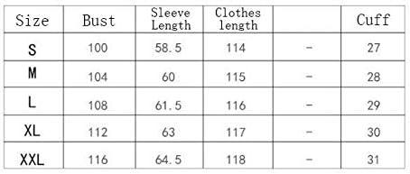 Huaishu Capispalla Casual da Donna, Lungo, Lungo, Sottile, Invernale, Nero-Arancio (Colore : Nero, Dimensione : S)