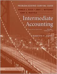 Intermediate Accounting: Problem-Solving Survival Guide 12th (twelve) edition Text Only PDF