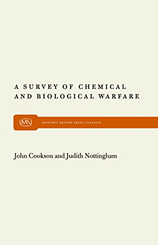 A Survey of Chemical and Biological Warfare
