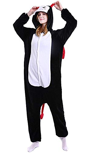 Halloween Costume Kigurumi Abyed® Attrezzatura Pigiama Cosplay Demone Anime wq4PXI