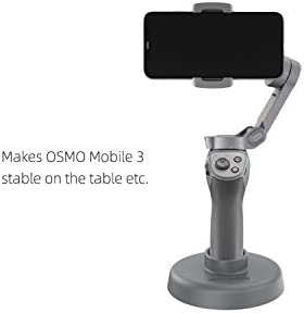 Alician for for DJI Osmo Mobile 3 Table Base Handheld Gimbal Base Stand Mount Accessories