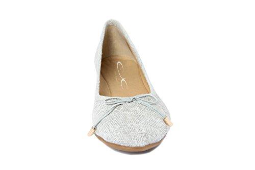 EJE Donna -Ballerina in Pelle - 1120200_Billo_Conchiglia