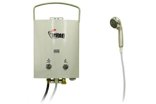 Camp Chef HWD5 Triton Water Heater (Propane Heaters Bottle)