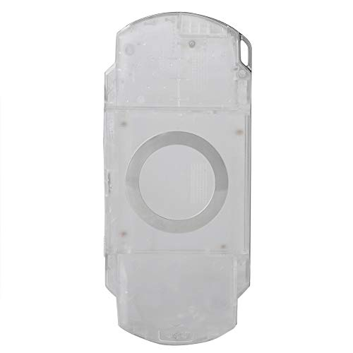 (Replacement Case Cover for PSP1000 Case for PSP1000 Designed for The PSP1000 with Buttons Kit.(Transparent))