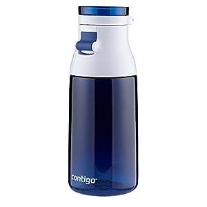 Contigo Jackie Kids Water Bottle, 17-Ounce, Oxford Blue