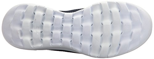 Skechers Performance Women's Go Walk Joy Walking Shoe,navy/white,5 W US by Skechers (Image #3)