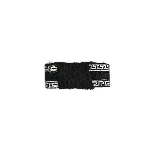 Tai Chi Belt Martial Arts Pure Cotton Traditional Chinese Kung Fu (Black)