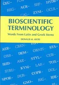 Bioscientific Terminology