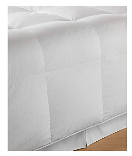 - Charter Club European White Down Light Weight King Comforter - Hypoallergenic, UltraClean