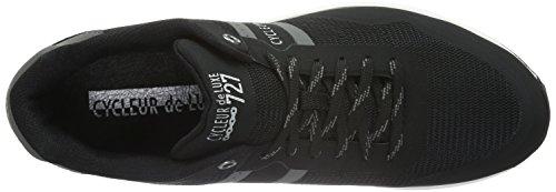 New Negro Negro de Alta Crash Zapatilla Cycleur Luxe Hombre RB6x8aE