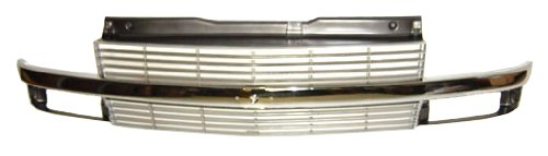 Astro Grille (OE Replacement Chevrolet Astro Van Grille Assembly (Partslink Number)