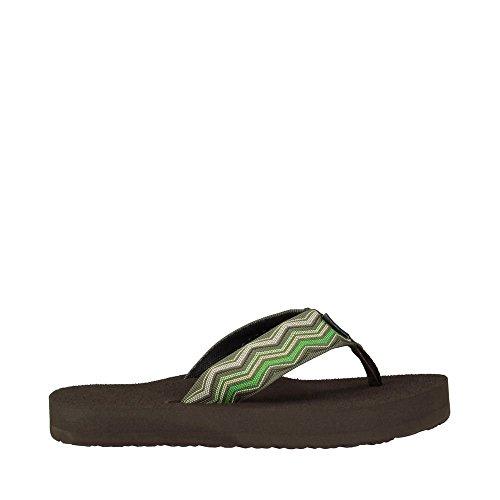 Teva Womens Original Mush Flip Flop Sandal Shoes