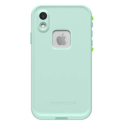 Lifeproof FRĒ SERIES Waterproof Case for iPhone XR - Retail Packaging - TIKI (FAIR AQUA/BLUE TINT/LIME) by LifeProof (Image #2)