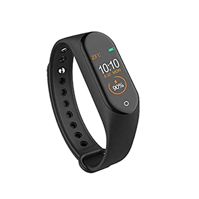 LNLZYF smart wristband Smart Band Wristband Health Heart rate Blood Pressure Heakth Rate Sports Bracelet Fitness bracelet Estimated Price £40.62 -