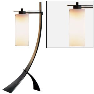 Stasis table lamp with glass option by hubbardton forge stasis stasis table lamp with glass option by hubbardton forge aloadofball Choice Image