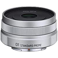 Pentax 01 Standard Prime 8.5mm f/1.9 Lens for Q Camera System, 47mm Equivalent Format