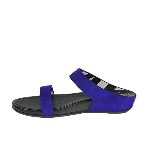 Fitflop Mujeres Banda Slide Mazarine Blue