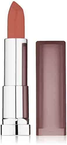 Maybelline Color Sensational Creamy Matte Lipstick, Clay Crush, 0.15 oz.