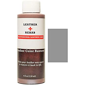 Amazon Com Leather Rehab Leather Color Restorer Dove Gray Repair Amp Restore Faded Worn And