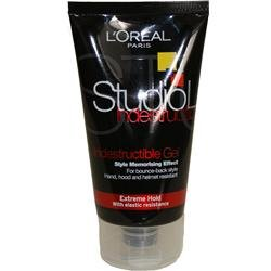 amazon com l oreal studio indestructible hair gel strong