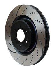 EBC Brakes GD7436 13.6 in. Diameter Brake Rotor Kit