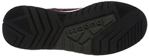 on uomo bordo 3500 322544606900 Bugatti Red Sneakers Slip da xUP1p
