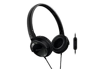 Pioneer SE-MJ502T - Auriculares con cables para móvil de diadema (control remoto integrado