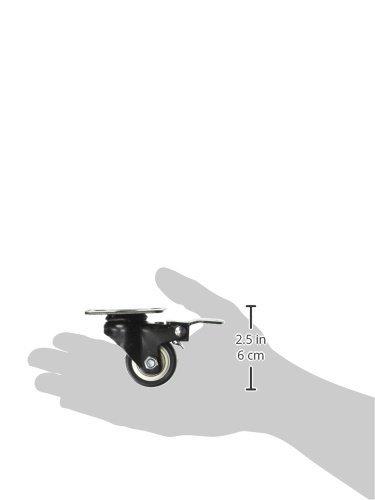 eDealMax DE 1, 5 pulgadas de la carretilla de la rueda giratoria ...