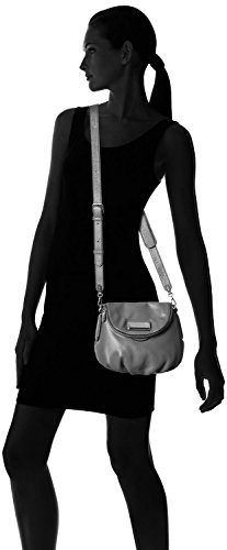 Faded Cross Mini by New Body Q Aluminum Silver Jacobs Marc Marc Natasha Bag wXAOx0Bv0q