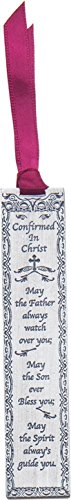 - Cathedral Art BM131 Confirmation May The Spirit Guide You Metal Bookmark, 3-1/2-Inch