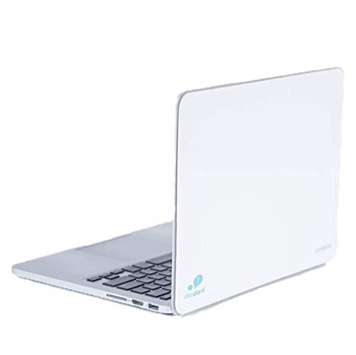 IdeaPaint Hustle Case 15 | Lightweight Hardshell Laptop Case Whiteboard - Dry Erase Anywhere. ()