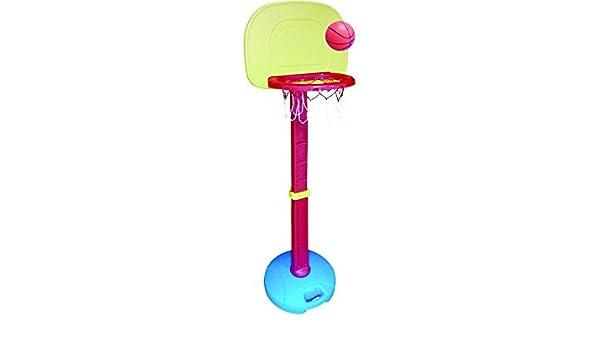 DIVERGARDEN Canasta Basket Regulable en Altura con Balón e ...