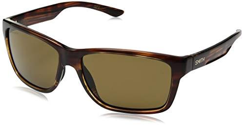 Smith Drake ChromaPop+ Polarized Sunglasses, Tortoise, Brown ()