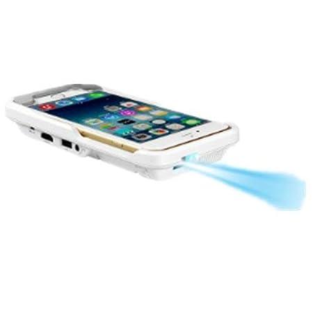 LING NIAN G6 iPhone 6 6Plus Mini Teléfono Móvil Proyector HD ...