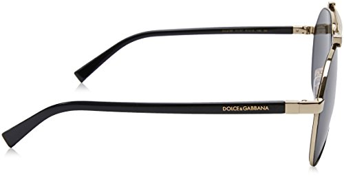Black 0Dg2189 Gabbana amp; Dolce de Gafas para Gold Matte Sol 61 Pale Hombre qwzq5Ed