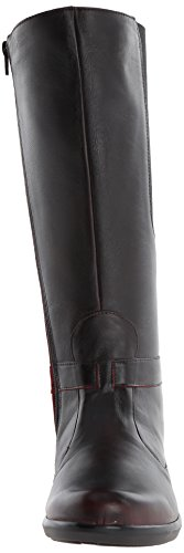 Naot Women's Viento Boot, Volcanic Red Leather, 41 EU/9.5-10 M US by NAOT (Image #4)