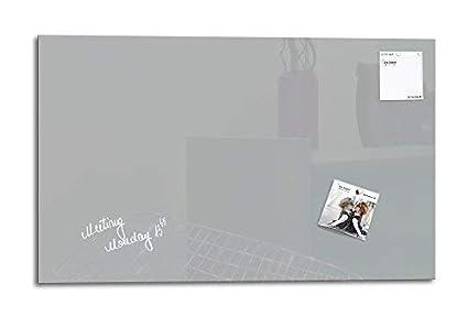 Smart Glass Board ® Pizarra de cristal magnética/Tablero de notas ...