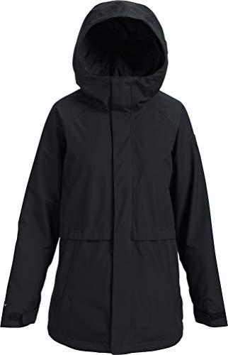 Burton Women's Gore-Tex Kaylo Jacket, True Black, X-Small (Best Budget Ski Goggles 2019)