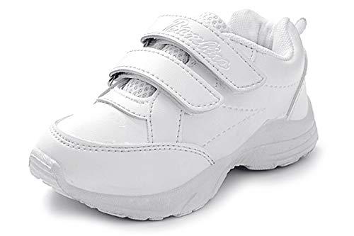 Liberty Boys \u0026 Girls School Shoes White