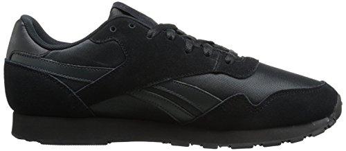 Classic Nylon Reebok Sneaker Sneaker Mens Royal Fashion Mens Black Gravel Reebok Nylon Fashion Classic Royal wfaqv4xS