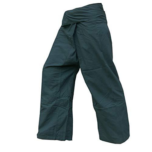 Le Panasiam 80m Ici En Classique Fisherman 1 Pantalon de XL à partir Dark taille Cyan Thai dt7wqXB
