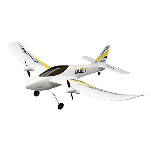 HobbyZone Duet RTF RC Trainer Airplane with