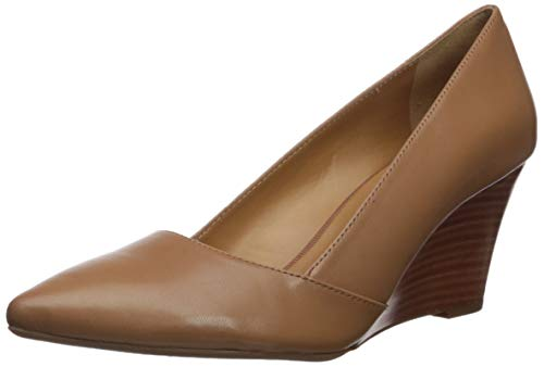 Franco Sarto Women's Frankie Pump, Cool Taupe Leather, 8 M US