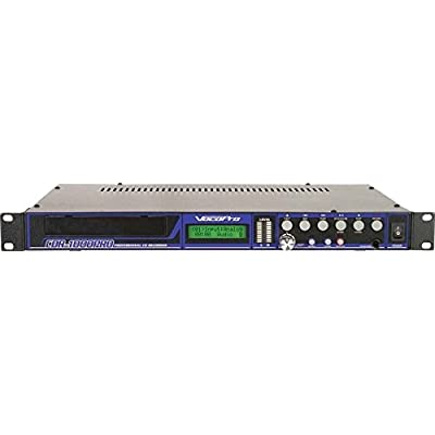 Image of VocoPro CDR-1000 Pro Professional Single Space CD Recorder/ Player CD Recorders
